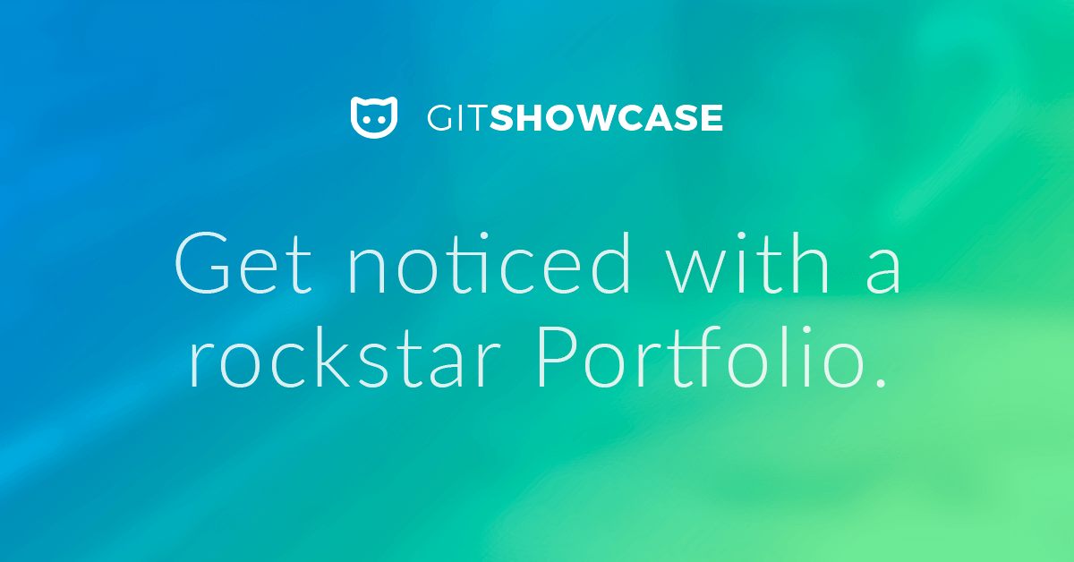 "image of app ""GitShowcase"""